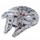 Star Wars UCS Millennium Falcon Lepin 05132 Ultimate Collectors 8445pcs - Free Shipping