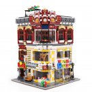 XingBao 01006 The Toys and Bookstore Building City Series 5491Pcs - Free Shipping