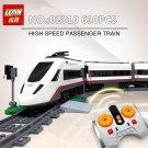 Lepin 02010 The High Speed Passenger Train 610pcs - Free Shipping