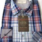 Weatherproof Vintage Men's Long Sleeve Storm Plaid Shirt~Sz-2XL~NWT