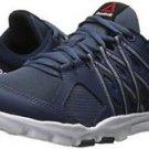 Reebok Men's Yourflex Training 8.0 LMT MemoryTech Shoes~BLUE~Sz-11~NEW