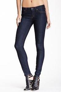 Rich & Skinny Women Marilyn Skinny Stretch Jeans Low Rise~Blue~27/4~NWT~ret-$195