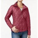 32 Degrees Heat Women Packable Down Quilted Jacket Coat~Purple~Sz-S~ret-$100