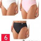 Jockey Women's French Cut Cotton Elance Panties Underwear~Sz-5, 6, 7~NIP
