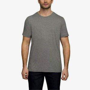 Weatherproof 32* Mens Cool  Athletic Short Sleeve Shirt Tee~Gray~S,M,XL,2XL~NWT