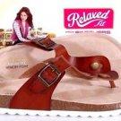 Skechers Women Crunchy Nature Sandals with Memory Foam~Brown~Sz-9~NEW~ret-$60