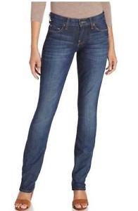 Lucky Brand Women's Sofia Straight Stretch Jeans~Sz-2/26 x 32 reg~NWT~ret-$99