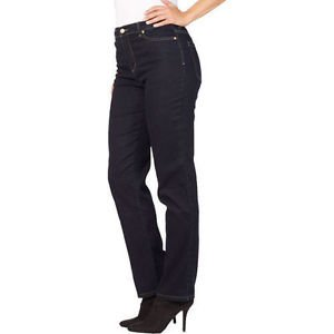 Gloria Vanderbilt Classic Fit Tapered Leg Slimming Jeans~Amanda~Sz-8 Short~NWT