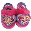 Disney Girl's Princess Belle Ariel Slippers~Pink/Purple~Sz-9/10 & 11/12~NWT