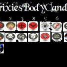 **New Price**   14g Lucky 7 with Flames Logo Tongue Ring