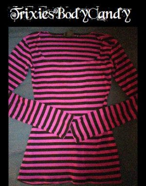 """""""Monster Muffin"""" long sleeve shirt. Size Small."""