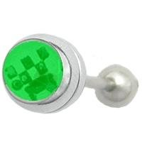 **New Price**   14g Flashing Tongue Rings w/ batteries   Brand NEW