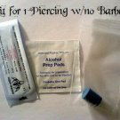 **New Price**   Professional Piercing Kit for 1, 14g Piercing w/ No Barbells