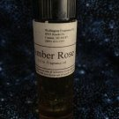 Amber Rose Fragrance oil one half ounce with glass dropper