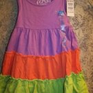 Resale lot 6 CHILDREN PLACE NWT 18 mo sundress dress tiered colors w/pantie NEW