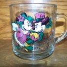 Anchor Hocking DISNEY Mickey Minnie Mouse skatingcoffee tea hot cocoa cup mug