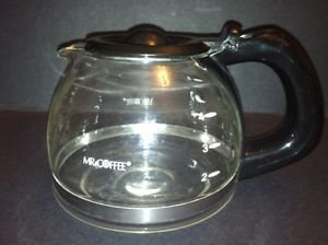 MR COFFEE replacement coffee maker pot pourer server 4 cup carafe black or white