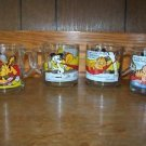'78 McDonalds vintage Garfield Odie coffee tea cups mugs collectible dishes GUC