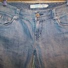 Modest CALVIN KLEIN Choice distressed denim jeans bermuda length modest women 30