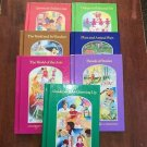 CHILD HORIZONS informational educational 7 book set volumes vintage '74 reading