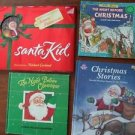 CHRISTmas book lot Night Before stories & Santa Kid collection holiday reading