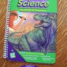 LEAPFROG Leap 3 science dinosaurs book cartridge grades 3-5 educational