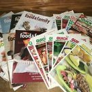 Lot 23 cooking recipe magazines KRAFT Food & Family Tast of Home Quick Cooking