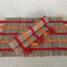 35 bamboo natural fiber placemats NWOT wholesale lot party fall colors table dec