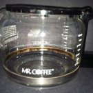 MR COFFEE replacement coffee maker pot pourer server 10 cup carafe flip top lid