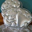 WILTON Strawberry Shortcake doll cake pan aluminum mold vintage 1981 birthday