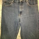 Lot 2 CANYON RIVER BLUES 32H mens boys 5 pocket denim blue jeans 32x26 med wash