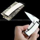 EDC Camping Wallet Money Clip knife folding knife outdoor multifunctional portable gift knife  BC85