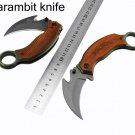 Scorpion claw knife machete knife tactical folding knife fixed military jungle survival knife t