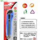 Tenwin Brand High Quality Skalpel Bisturi Olfa Box Cutter Retractable Snap-off Art Utility Knif
