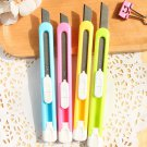 Cute Candy Utility Knife Paper Cutter Cutting Paper Notebook DIY Accessories Office Stationery