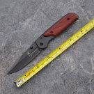 Browning Pocket Hunting Knife 5Cr13Mov Titanium Steel Handle Tactical Hunting Camping Fishing s