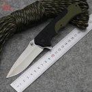 Dcbear NEW  FA17 Blade Knife Folder Hunting knives G10 Handle Pocket Tools Tactical Survival Kn