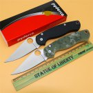 new C122 Folding knife faca hunting knives edc no fixed blade tool tactical pocket knife ganzo