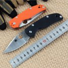 High Quality C41 CPM S35VN blade G10 handle 2 colors folding knife outdoor camping survival too