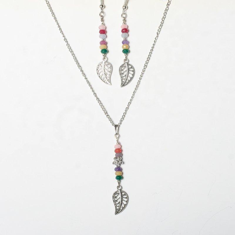 Jewelry set quartz