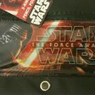 Disney Star Wars The Force Awakens 3 Ring Pencil Pouch Storm Troopers C3PO NWT
