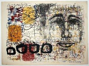 Peter Foldes original Lithograph Untitled