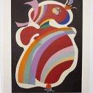 Kandinsky à la Galerie Maeght  1970 Lithograph Poster