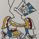 Charles Lapicque- Hand signed  + E.A.(Épreuve d'artiste) Lithography