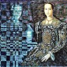 Sergei Bleze  'My lady Eleonora of Toledo' 1988-Very collectible Russian