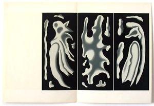 """Fernand Leger """"Le Paravent"""" lithograph Derrière le Miroir, No 107 1959"""