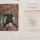 Jonathan Swift Les Voyages de Gulliver Illustrations by Timar copy 12/80 -French