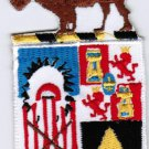10th Cavalry Regiment Buffalo Soldier Coat Of Arms US Army Embroidered Patch