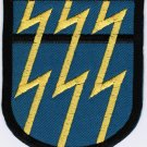 12th Special Forces Group United States Army Badge Iron On Embroidered Patch