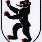 Canton of Appenzell Innerrhoden Inner Rhodes Coat of Arms Switzerland Embroidered Patch 2.5x3